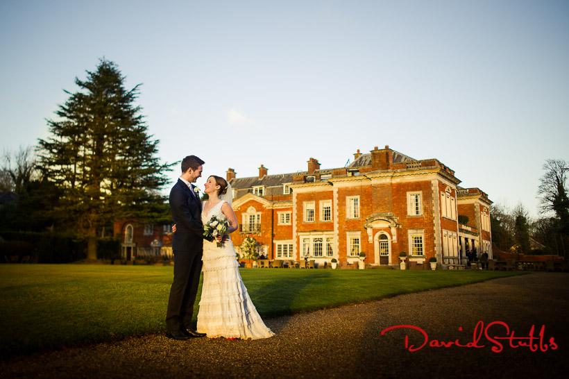 Eaves Hall weddings by David Stubbs Photography