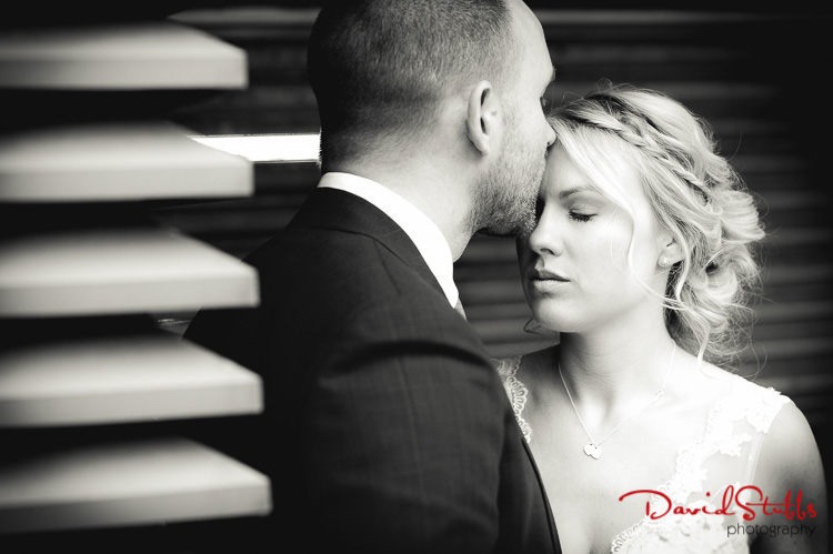 beautiful wedding photography in manchester urban