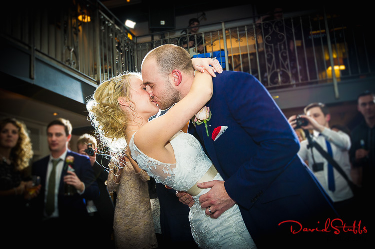 first dance at Great John Street Manchester