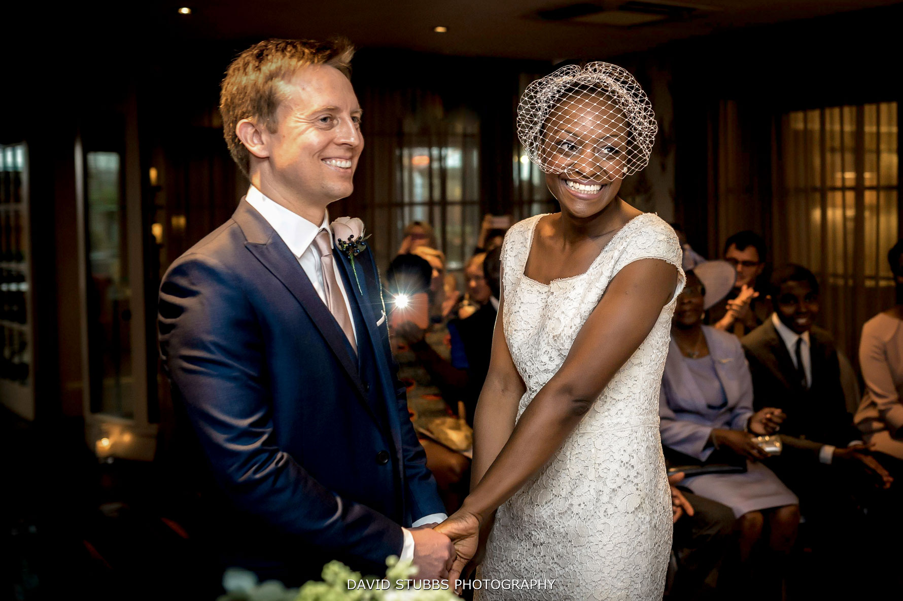 wedding ceremonies at Great John Street Hotel