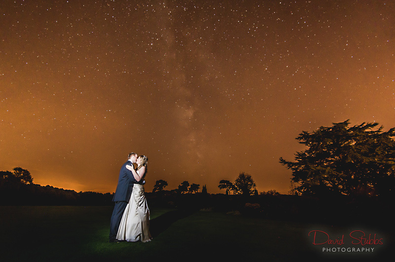 see the stars wedding photo