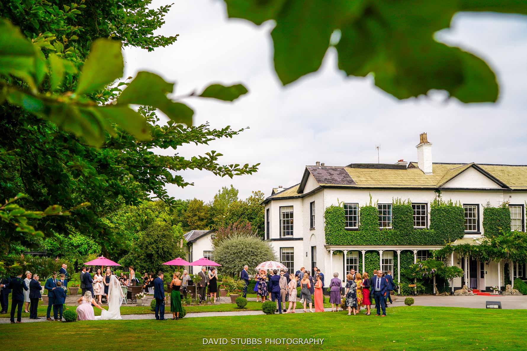 wedding photography at statham lodge
