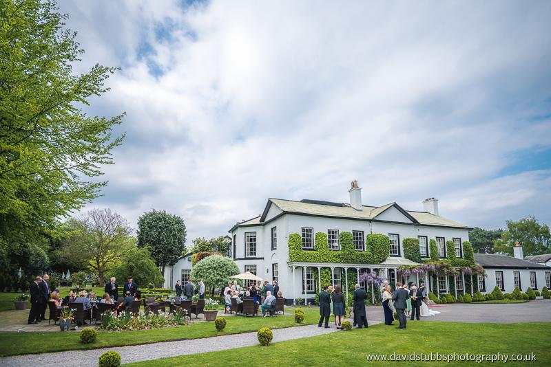 wedding at lodge statham