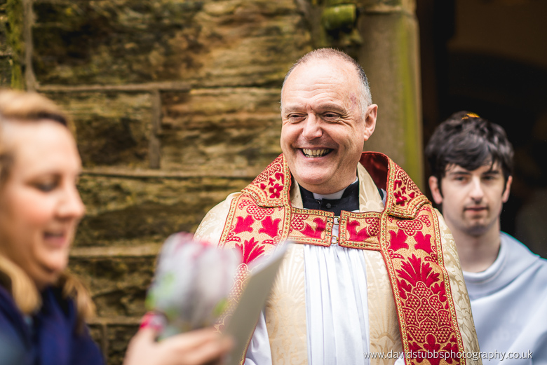 happy vicar
