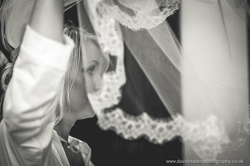 veil during prep