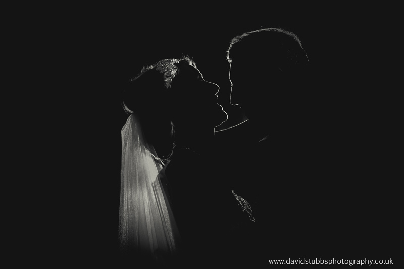 first dance romantic photo lights
