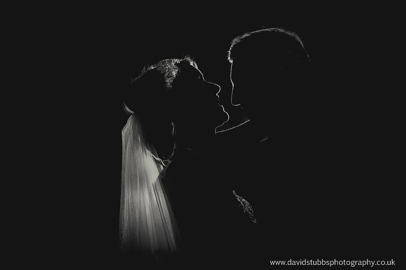 first dance romantic photo lights
