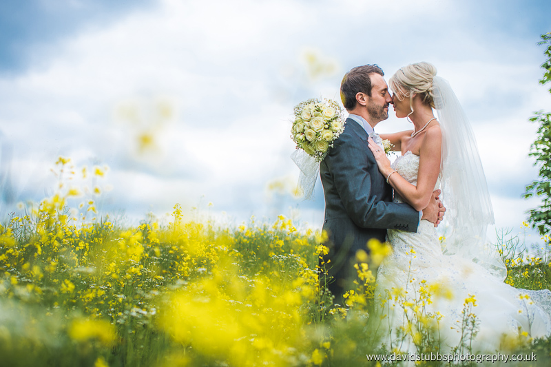 buttercup wedding photo colour