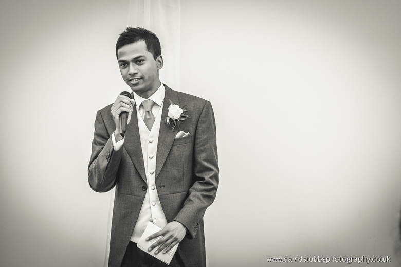 best man BW