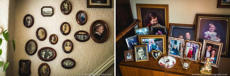 colour framed photos