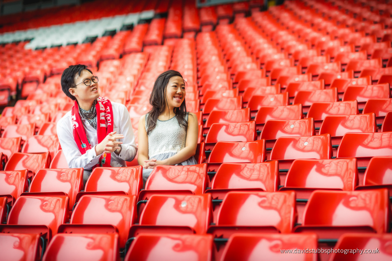 red seats in stand liverpool fc