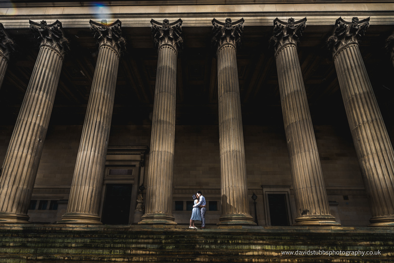 st george's hall liverpool engagement photographer