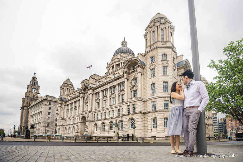 albert docks liverpool engagement photographer