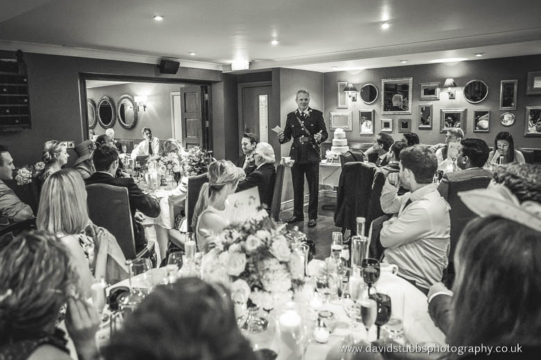 wedding evening speeches