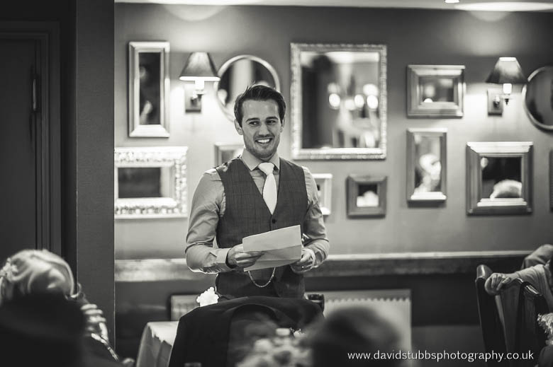 groom marriage speech