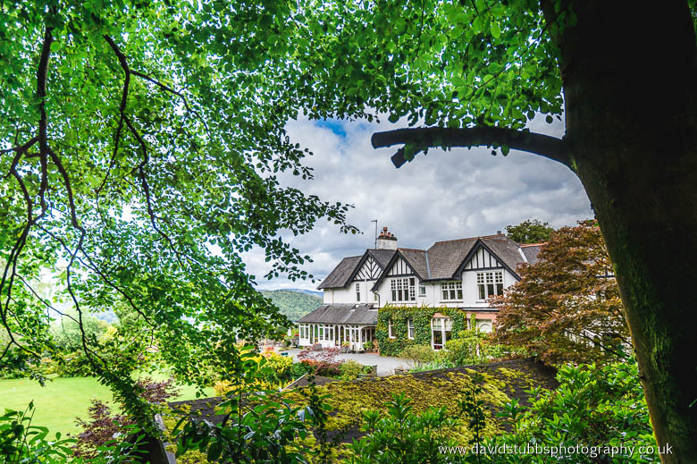 linthwaite house wedding lake district