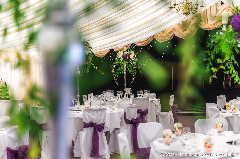 marquee at nunsmere hall