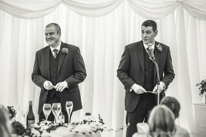 groomsman speeches