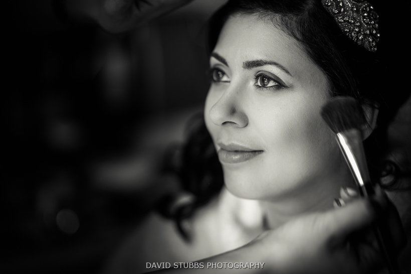 black and white jewish bride