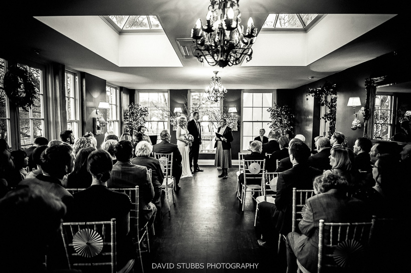 yorebridge house wedding ceremony