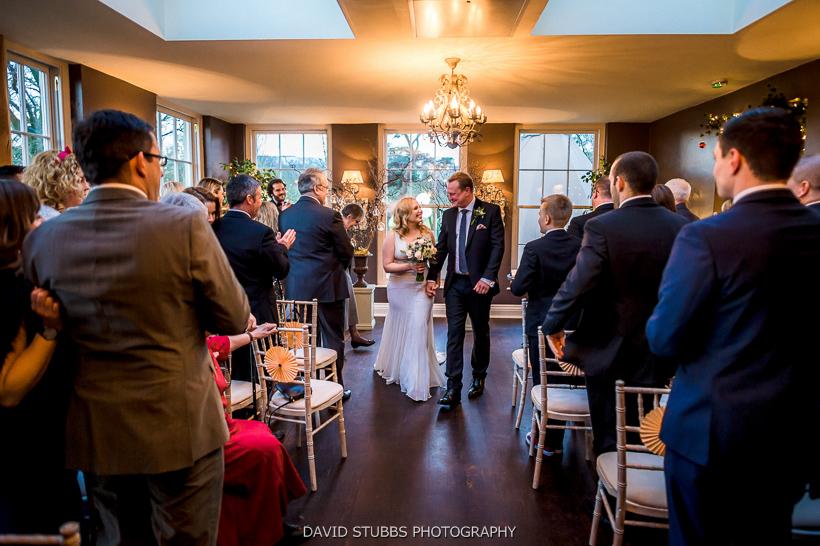 wedding photography at yorebridge house