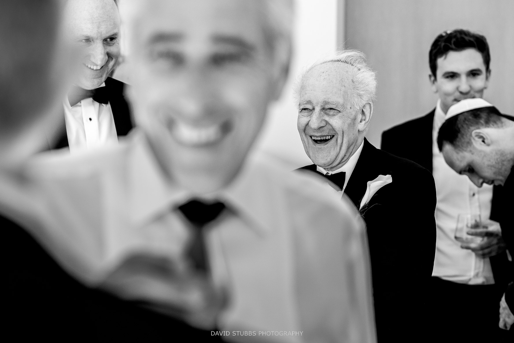 granddad laughing