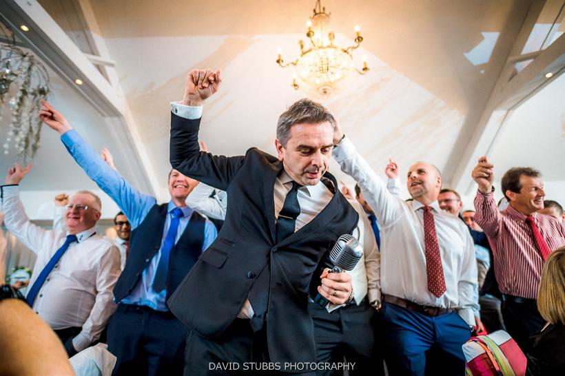 wedding singer and men paul guard