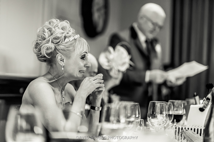 bride and father speech