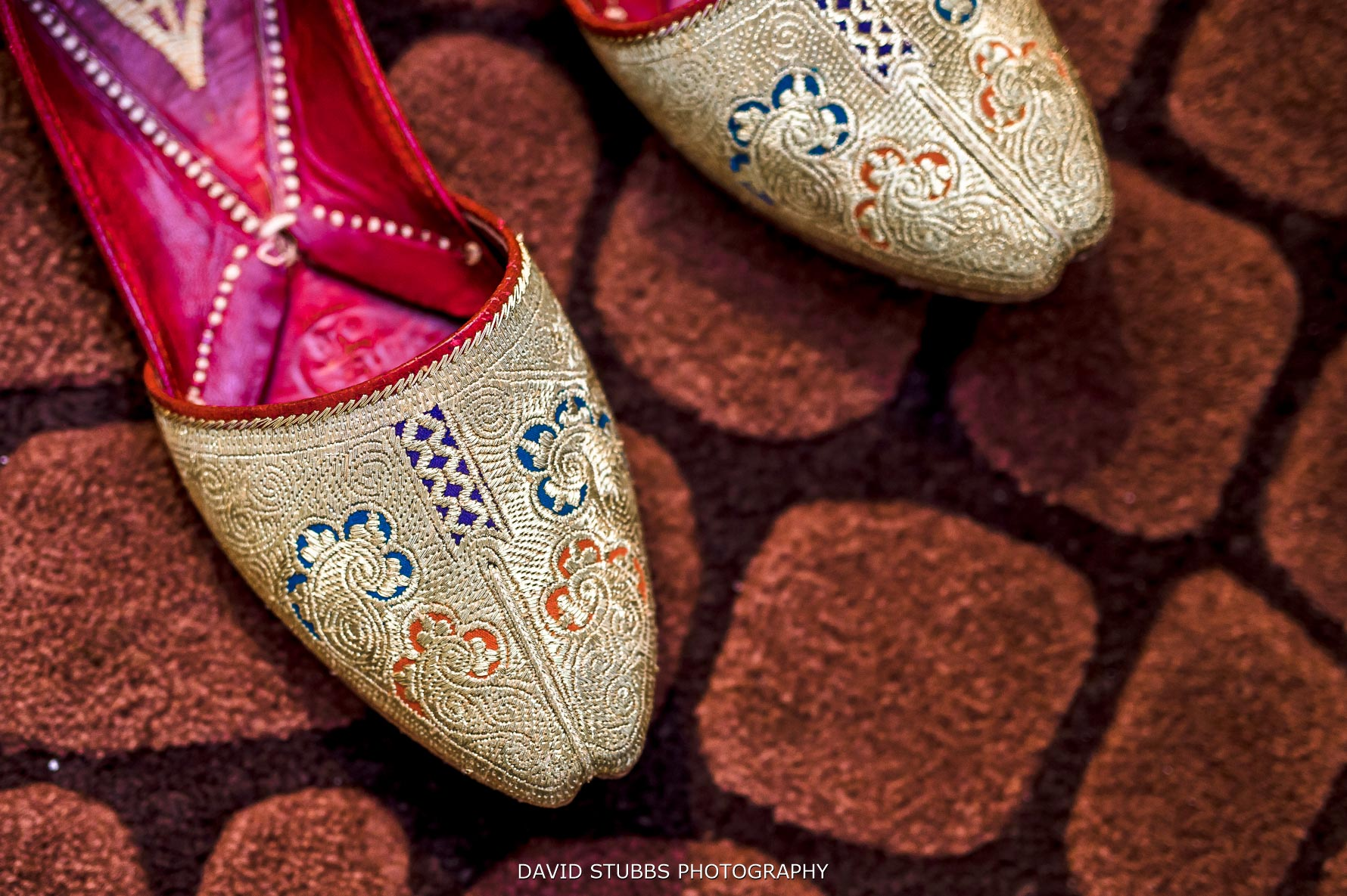 asian wedding shoes