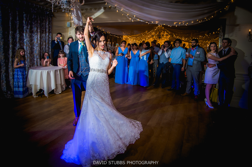 first dance colour