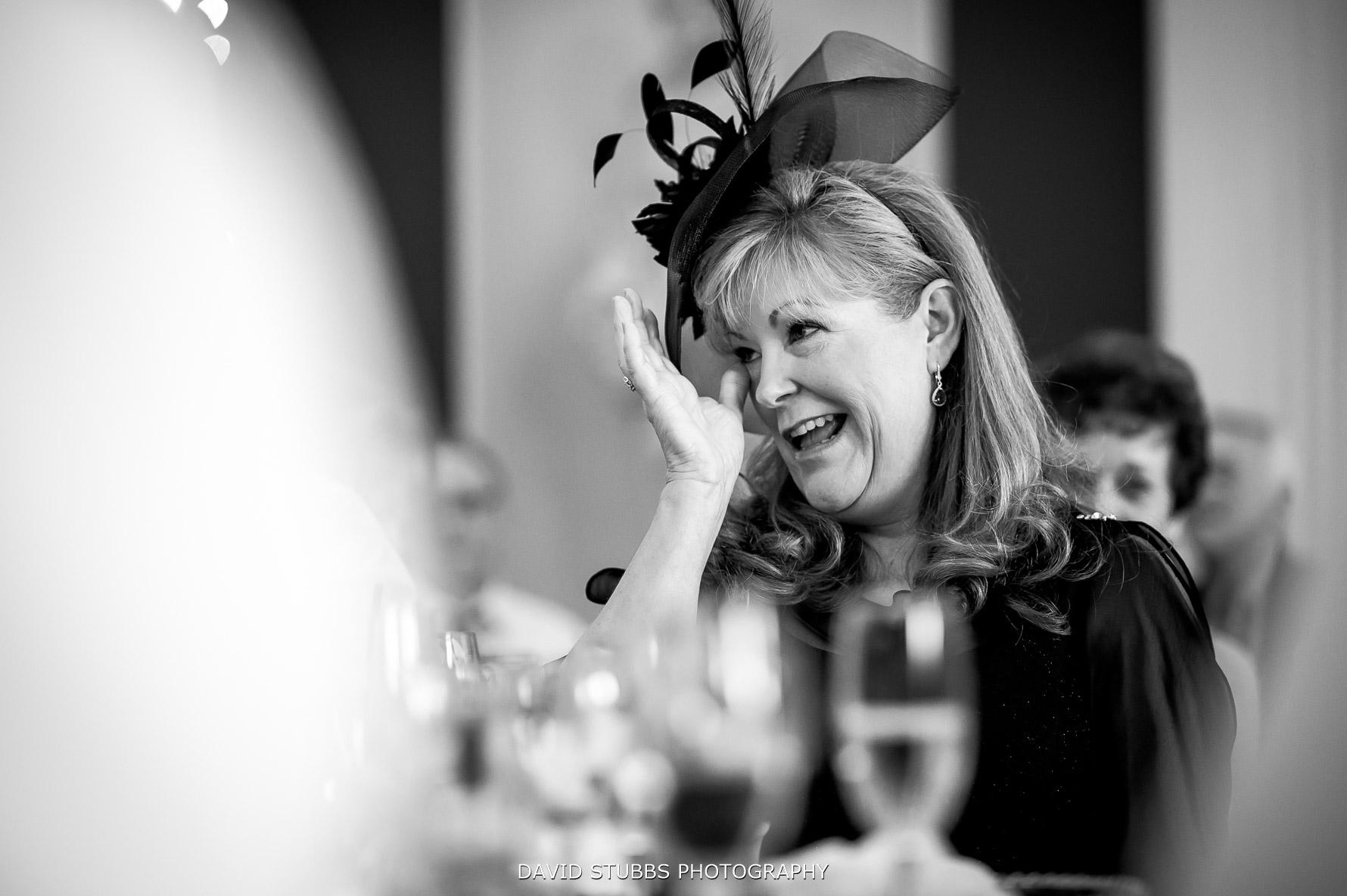 mum reaction to speeches