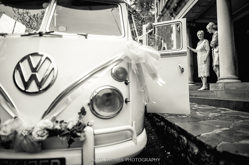 volskwagen wedding car