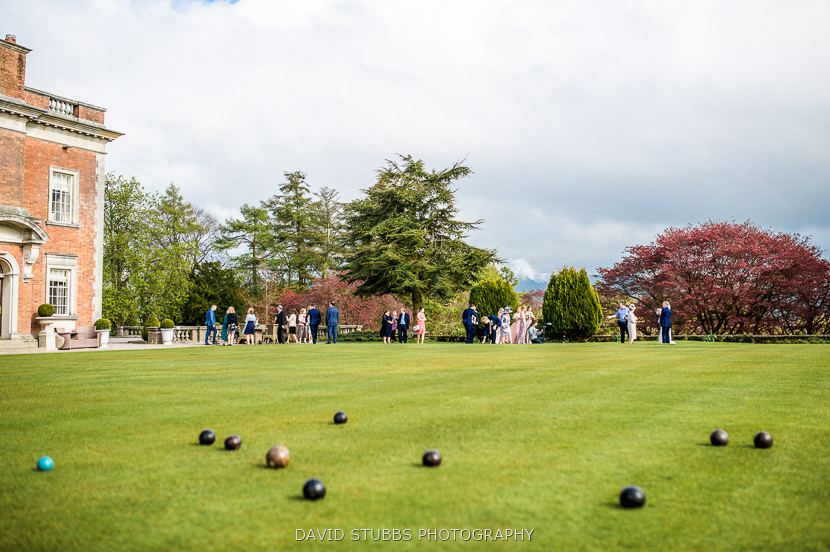 lawn bowls colour photo