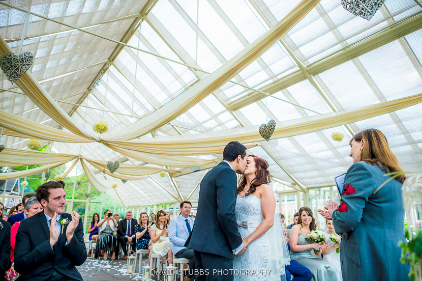 wedding at abbeywood estates