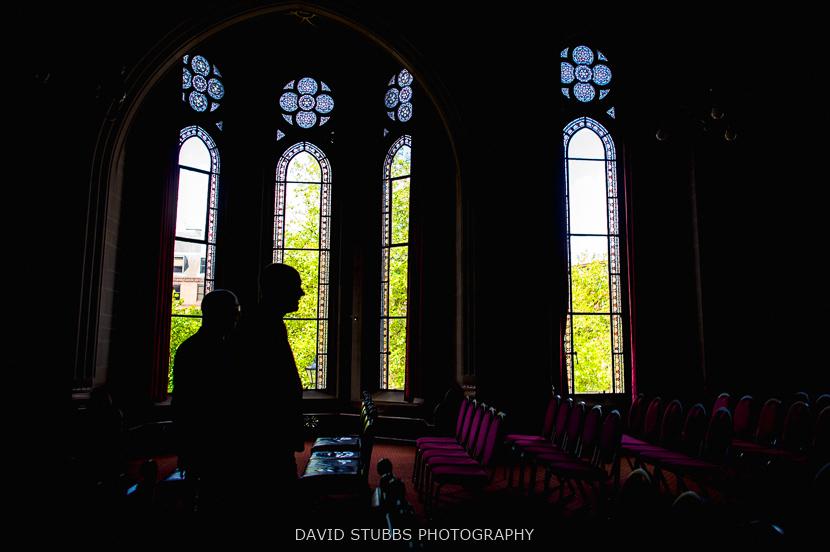 window colour silhouette