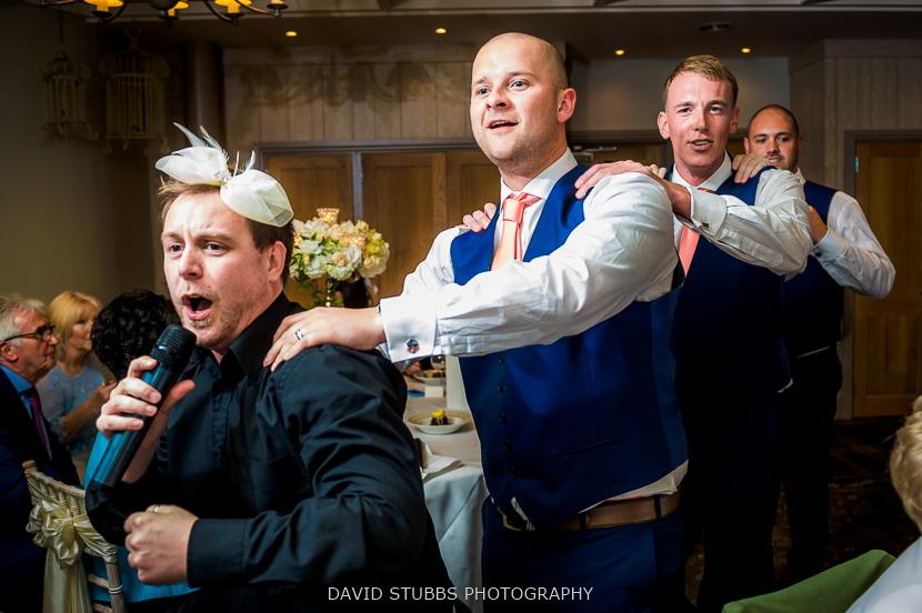 best singing waiters