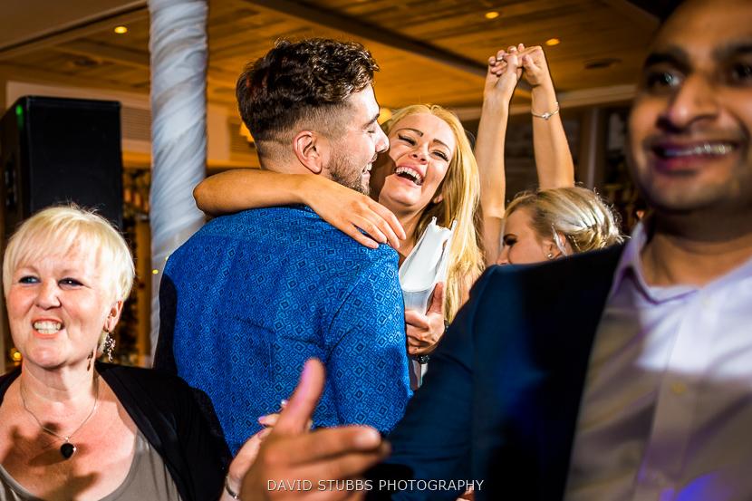 wedding party colour