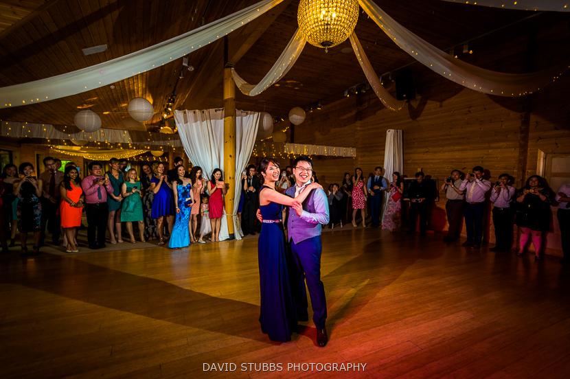 first dance for styal lodge wedding