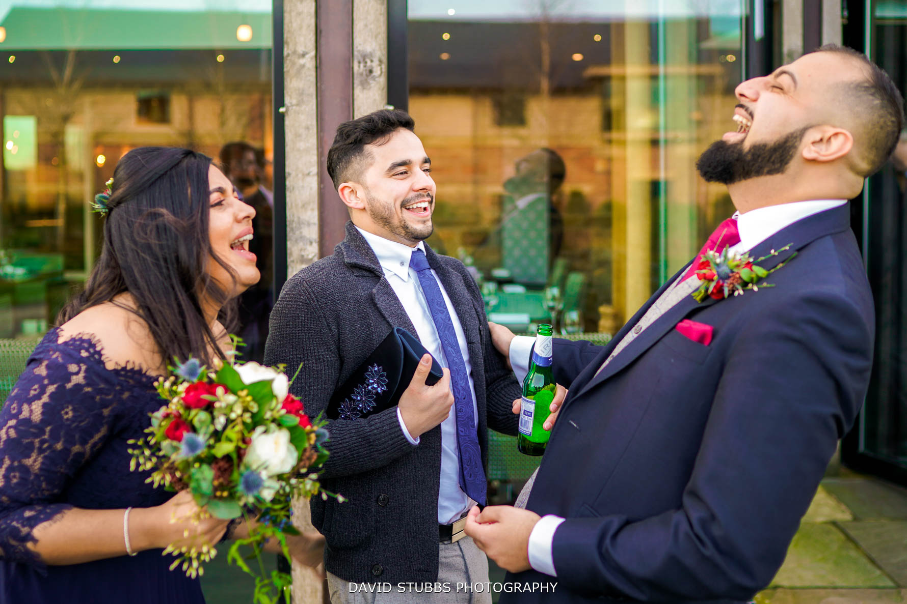 photograph of guests enjoying themselves
