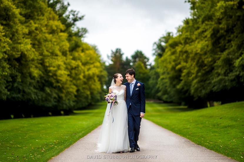 colour married couple portrait