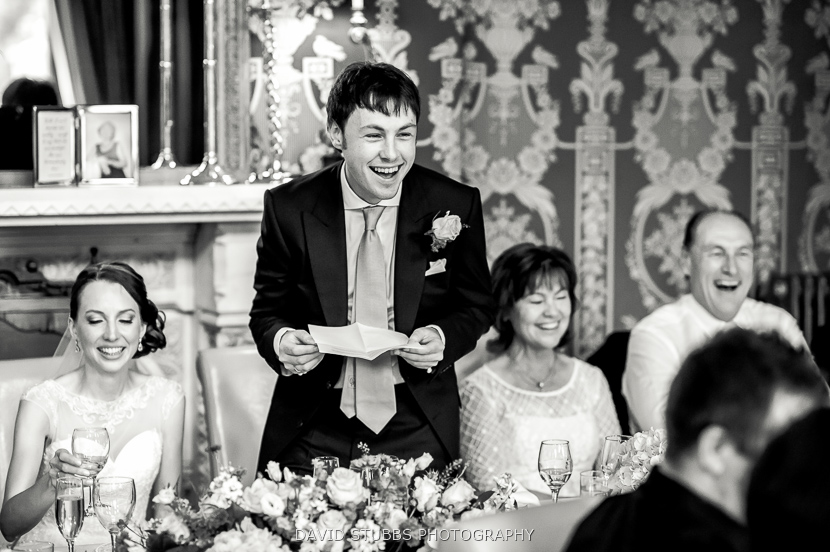 married man black and white