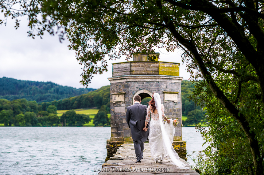 married couple on windermere, cumbria
