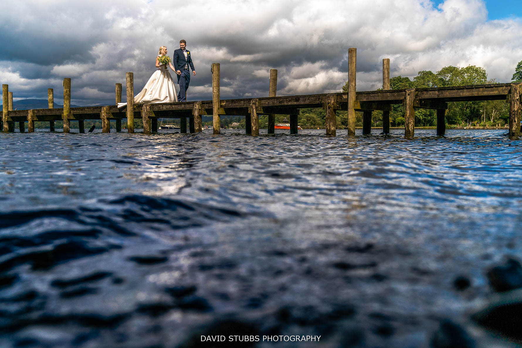 wedding photography in the Lakes