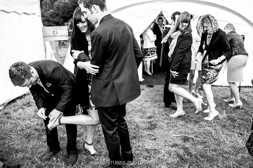 heel protectors for wedding shows