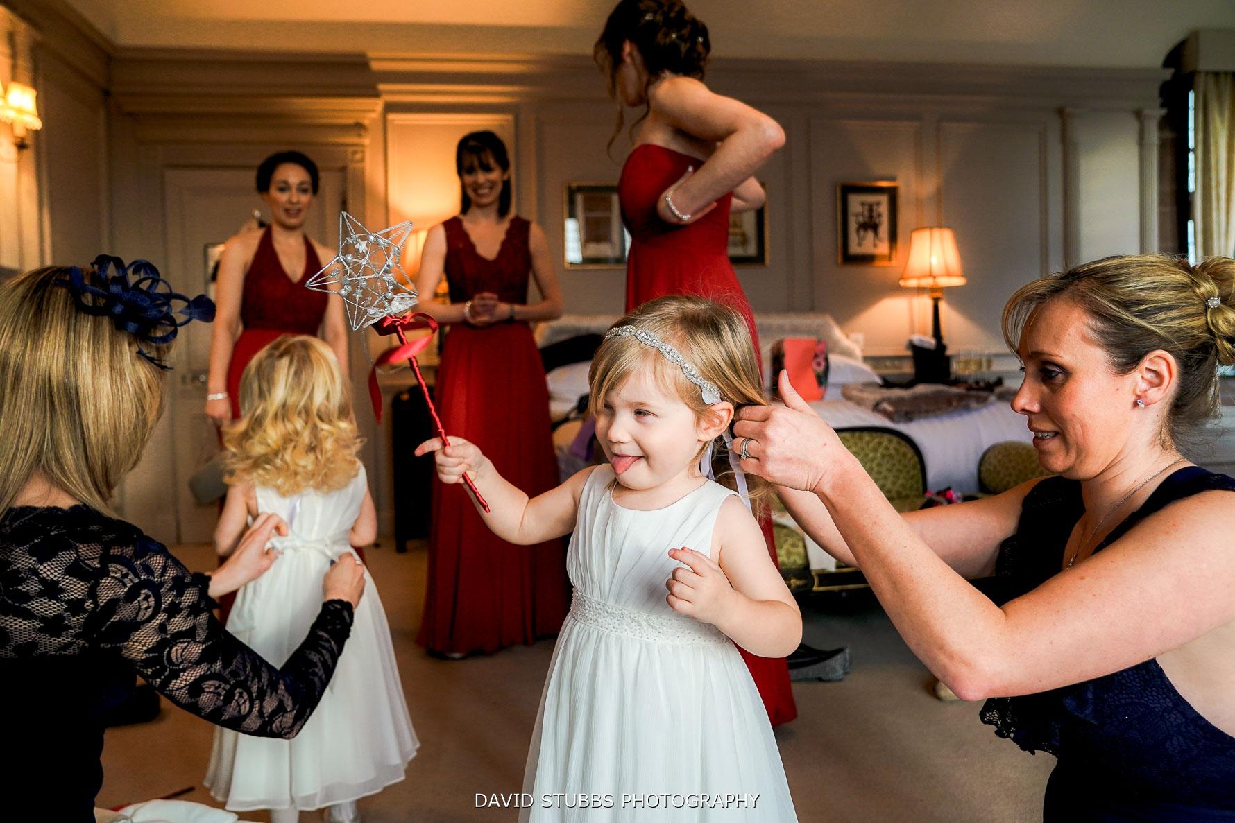 bridal suite antics