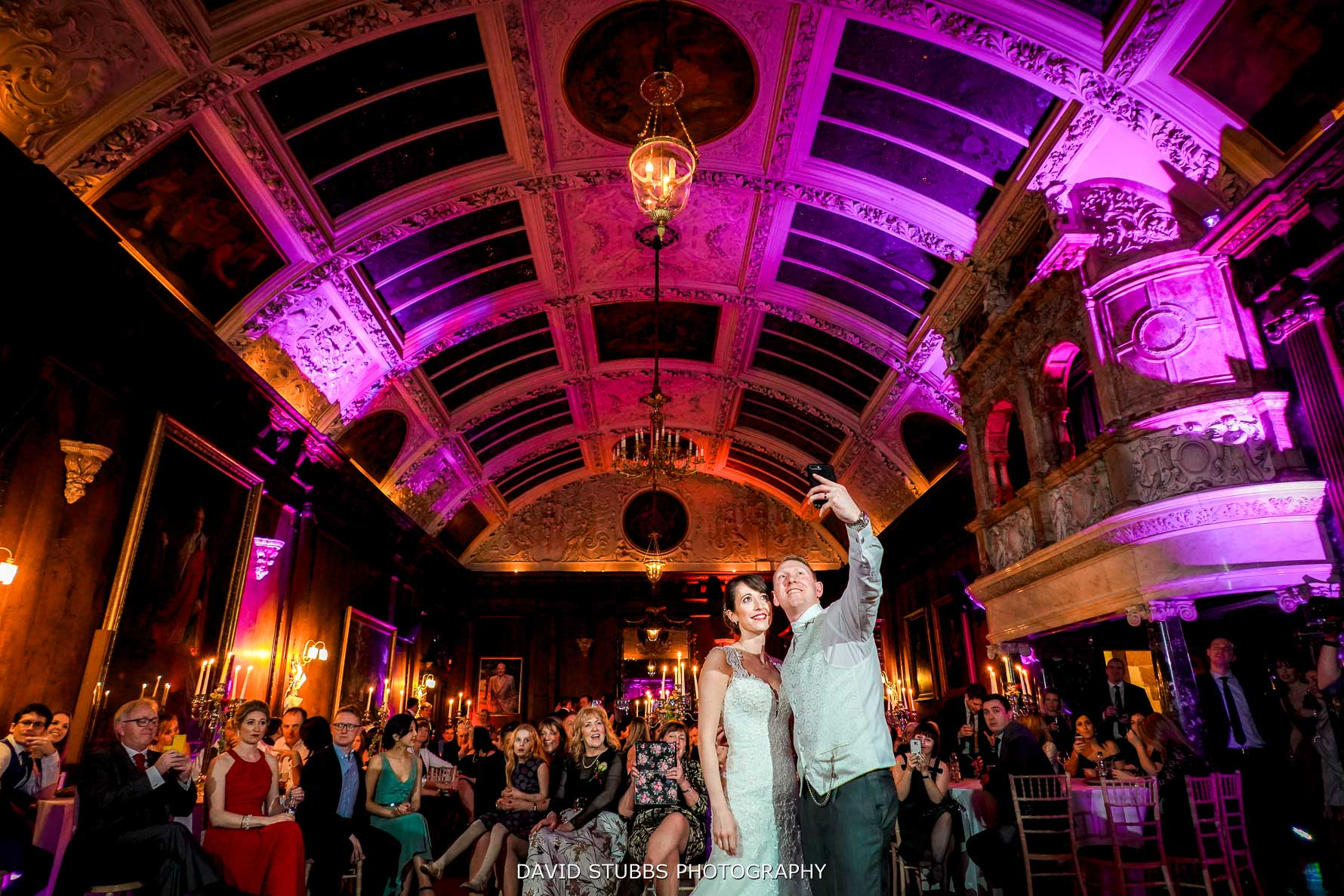 Thornton manor great hall first dance