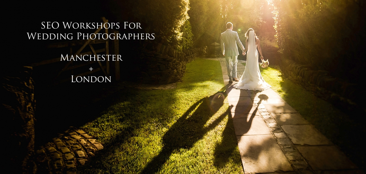 SEO Workshops for Wedding Photographers