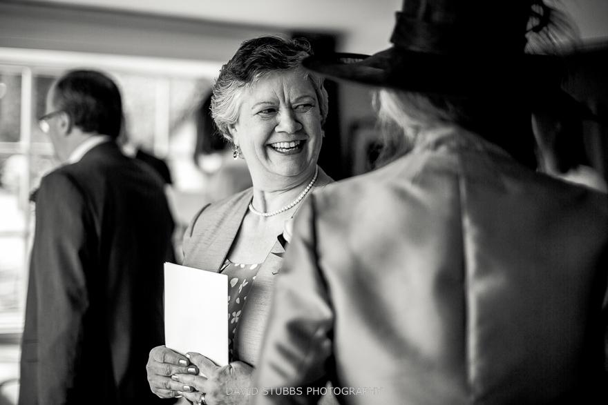 mum laughing