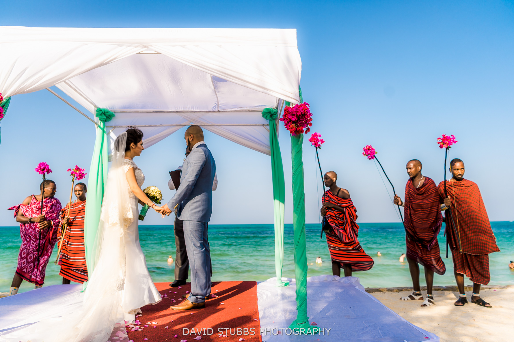 zanzibar wedding photo
