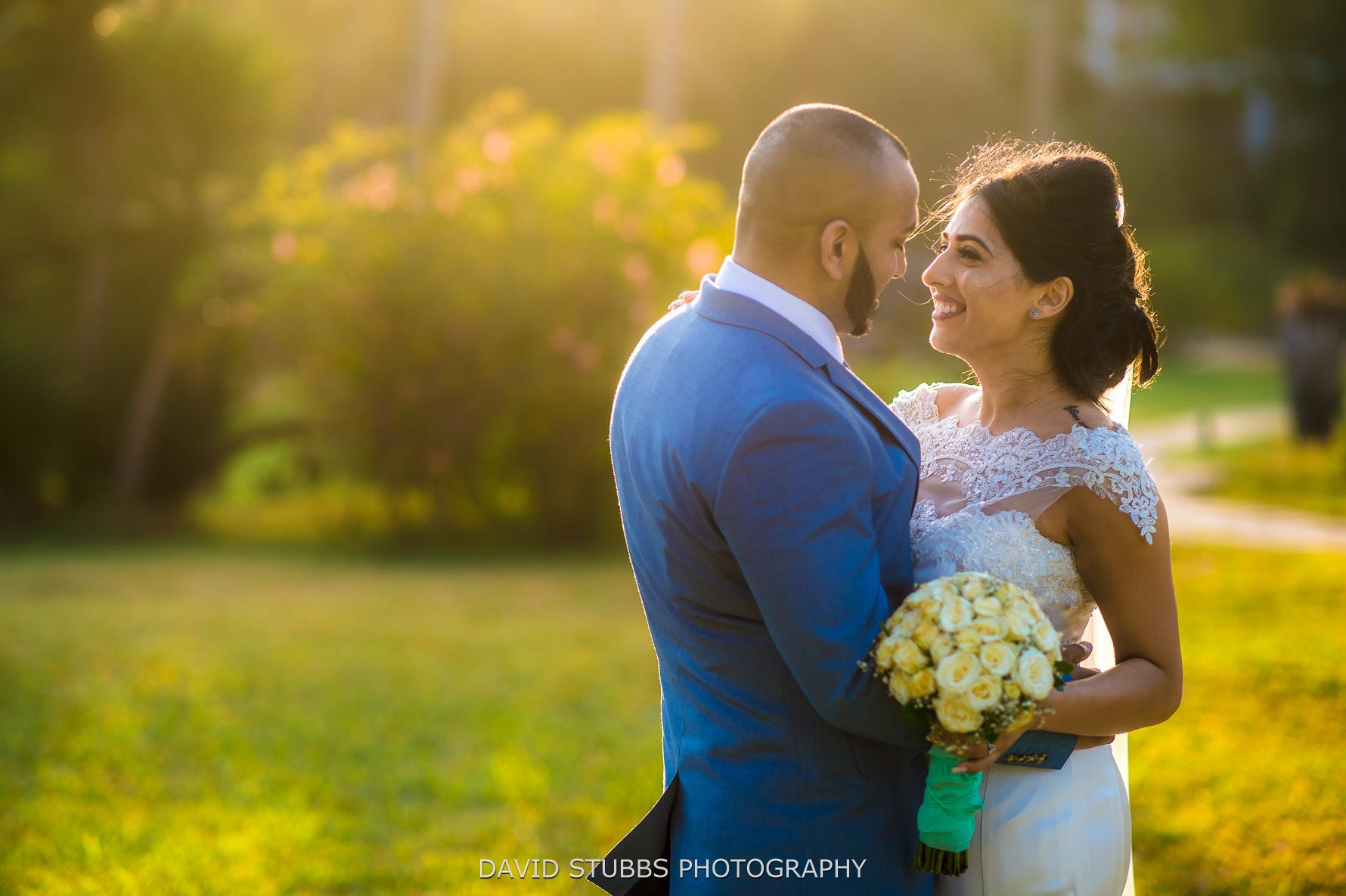 blue bay wedding